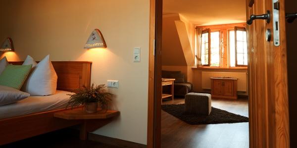 Zimmer im Etzdorfer Hof