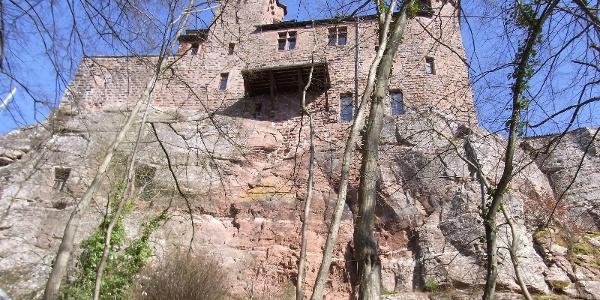 Felsenburg Berwartstein