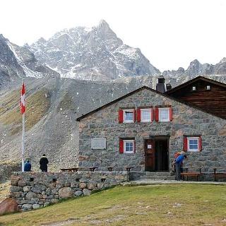 Es-cha-Hütte SAC