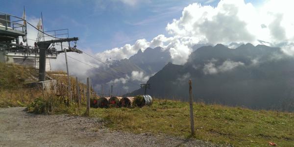 Bergstation Fellhorn