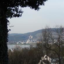 Blick nach Bad Hönningen