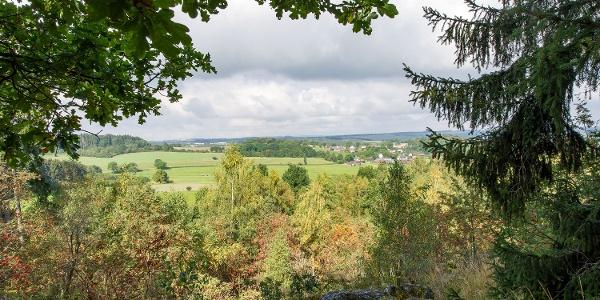 Aussichtspunkt Schwarzenreuth