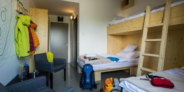 2+2 ágyas szoba (Galyatető Turistacentrum)