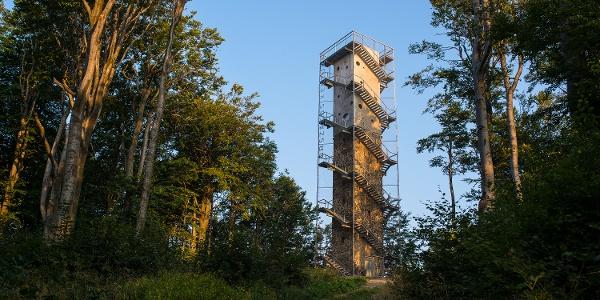 Der Galya-Aussichtsturm