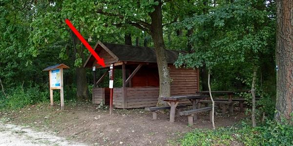 Csicsói erdészház, Balaton-felvidéki Erdészeti Erdei Iskola (OKTPH_34)