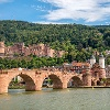 Alte Brücke und Schloss Heidelberg