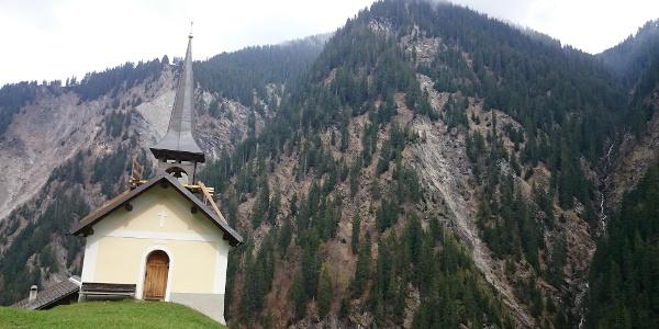 Kapelle in Val