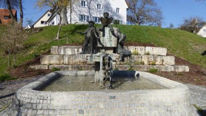 Dorfbrunnen Schörzingen