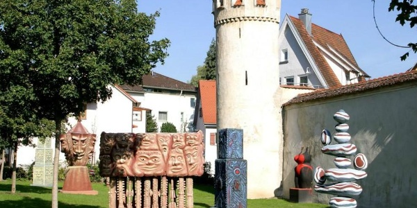 Skulpturenpark Giengen