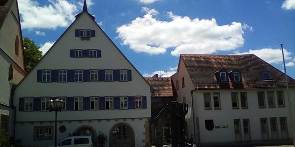 Marktplatz Weil im Schönbuch