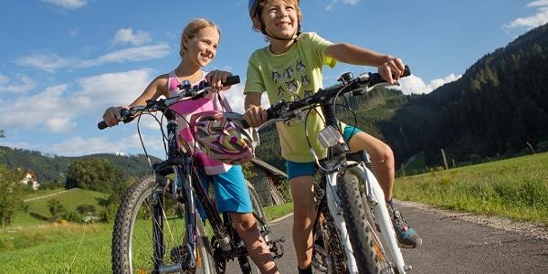 Radeln am Kleinen Ybbstalradweg