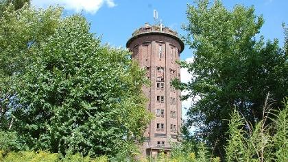 Wasserturm Hagenow 3