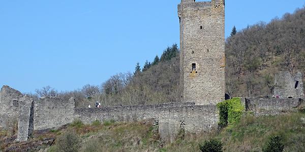 Manderscheider Oberburg
