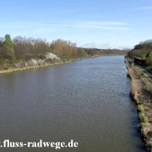Elbe-Havel-Kanal bei Parey