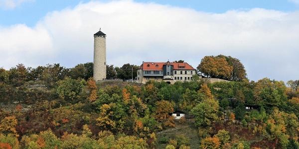 Blick auf den Fuchsturm