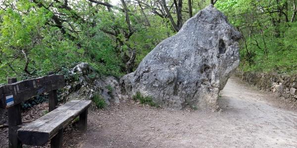Oroszlán-szikla