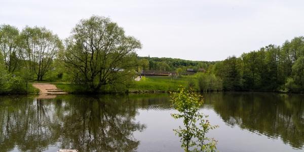 Bürger- und Familienpark Oelsnitz/Erzgeb.