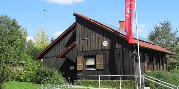 Natufreundehaus Holzgerlingen, Außenansicht