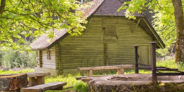 Ebersbacher Hütte