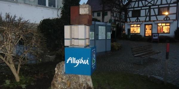 Start- und Willkommensplatz Bad Grönenbach