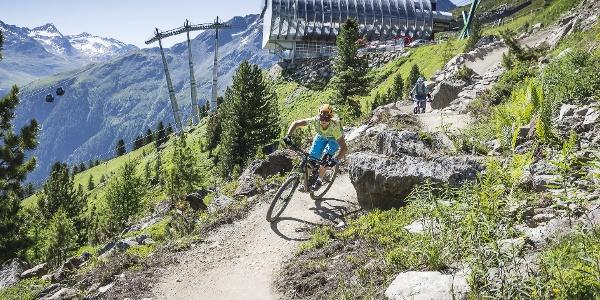Eebme Line Bike Republic Sölden