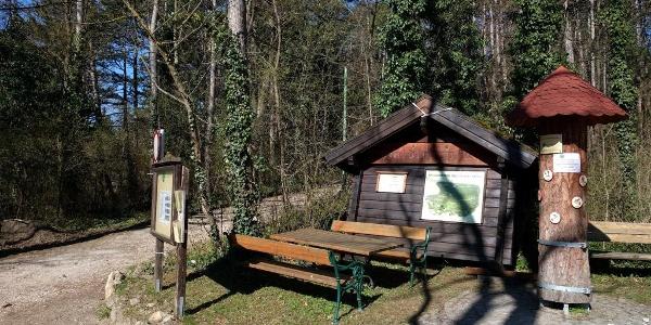 Parkplatz VV Bad Fischau