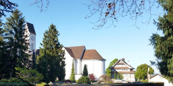 Kirche St. Gallus Kriens