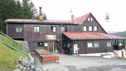 Berghütte Dorotanka