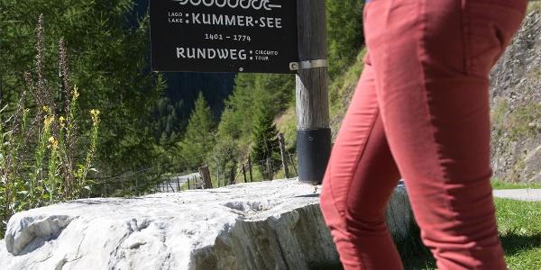 Kummersee Lake Round Trip