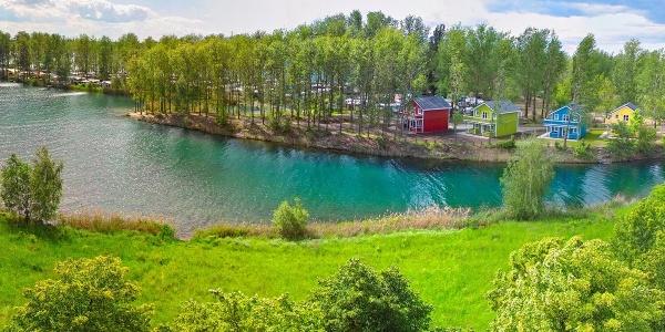 Halbinsel Kulkwitzer See