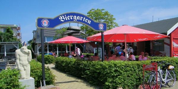 Biergarten Pier1