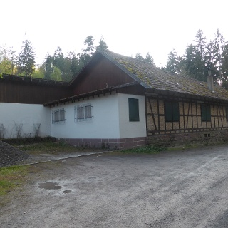 Das Schützenhaus im Pfatschbachtal