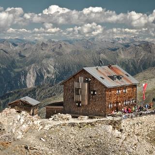 Die Zwickauer Hütte
