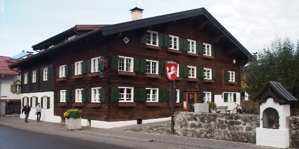 Traditional museum in Oberstdorf