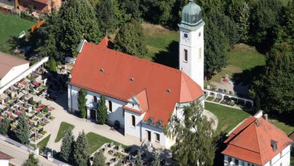 Pfarrkirche St. Maria Patronae Bavariae
