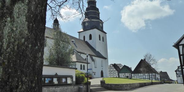 Historische Pfarrkirche