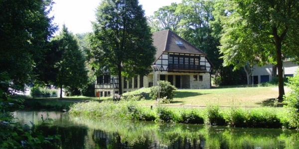 Erich-Mäder-Glasmuseum in Grünenplan