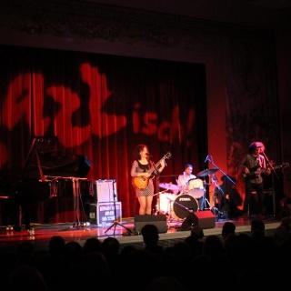 Jazzisch im Mindelheimer Stadttheater