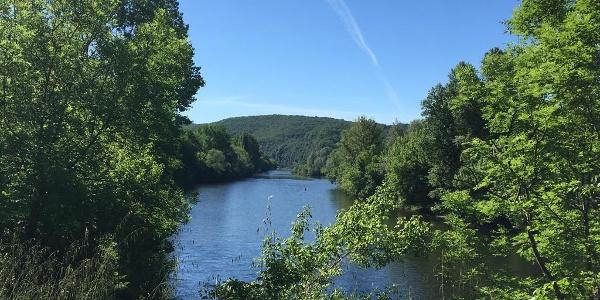 The River Dordogne