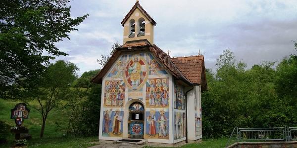 Tregister Dorfkapelle