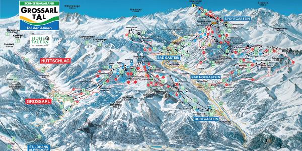Pistenspa im Winter- & Skiurlaub in Groarl, Ski amad