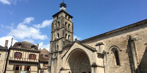 Church, Beauliue-sur-Dordogne