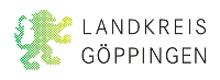 Logo Landkreis Göppingen