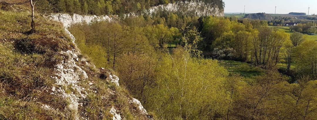 Klippen bei Neuhof