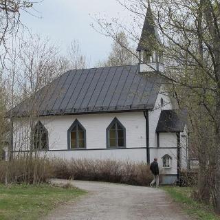 Jesu Hjärtas kapell, Sörforsa