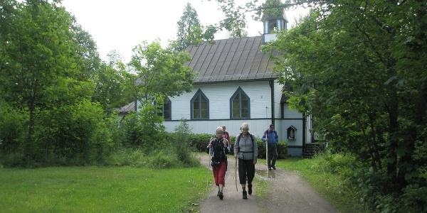 Pilgrimer på väg