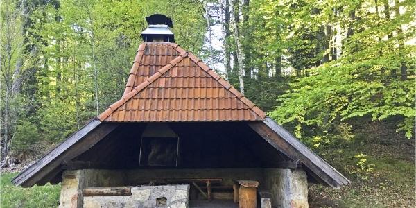 Grillhütte Besenfeld