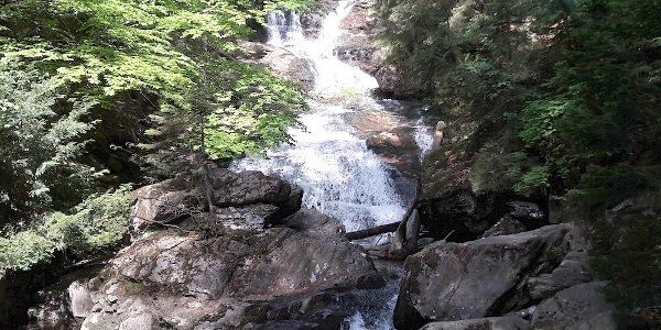 Hauptwasserfälle