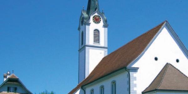 Kirche von Abtwil
