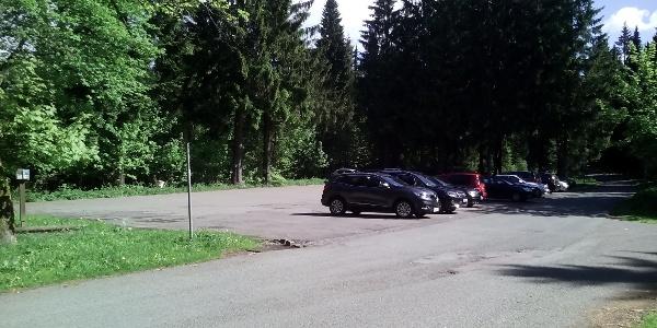 Wanderparkplatz Nordhelle